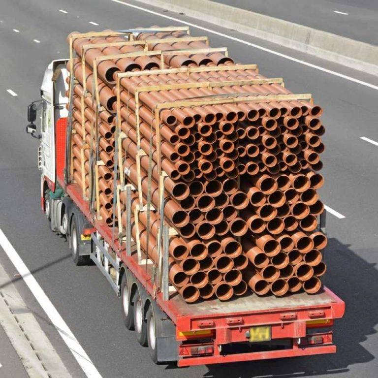 PKS stavby - přeprava kusových materiálů - stavební materiál